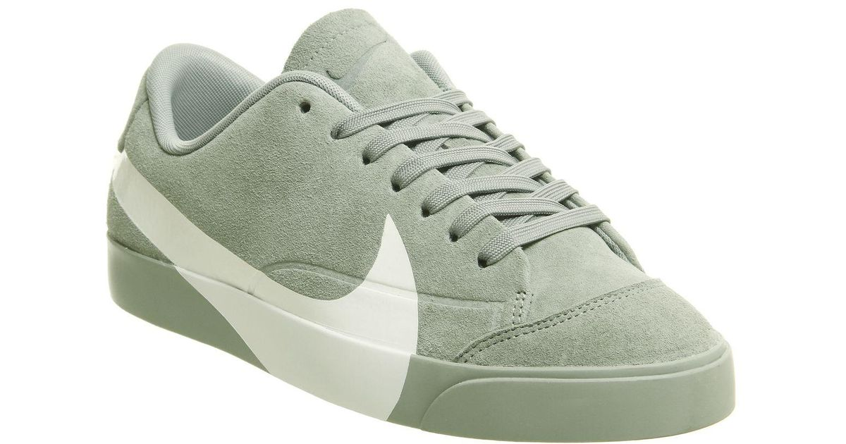 Nike Suede Blazer City Low Trainers in
