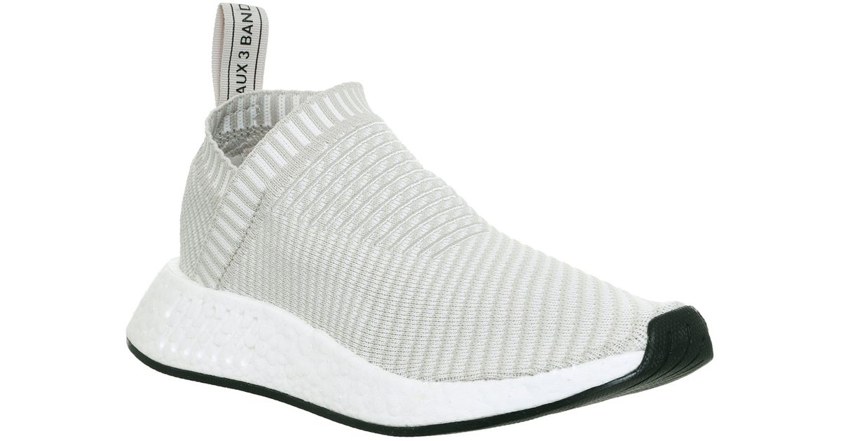 buy online fae8a 74201 Adidas Gray Nmd City Sock 2