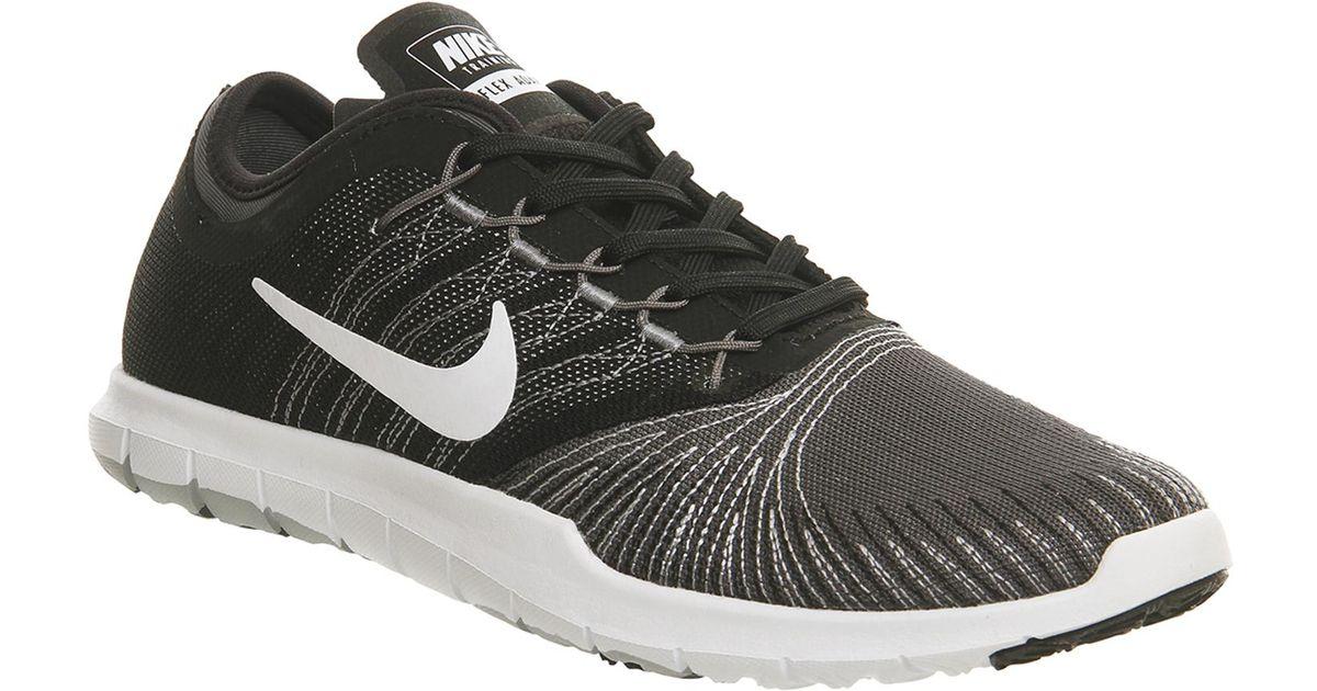 96b8d53de583 Nike Flex Adapt Tr in Gray - Lyst