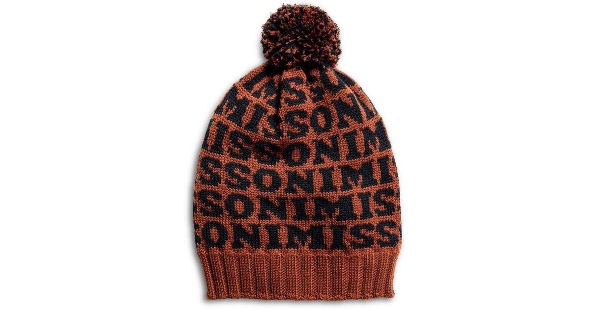 4af7997815e Lyst - Missoni Hat