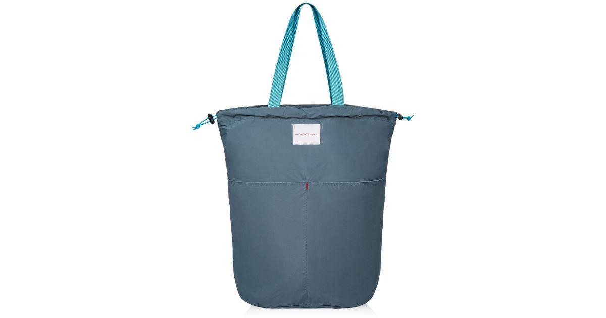 2d128625f Orlebar Brown Landsburgh Steel Blue Sport Tote Bag in Blue for Men - Lyst