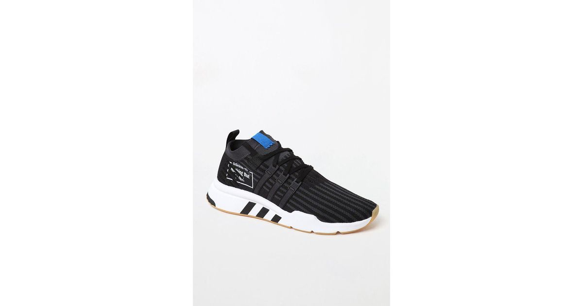cheap for discount 49329 5e7a2 Lyst - adidas Eqt Support Mid Adv Primeknit Bp Shoes in Blue