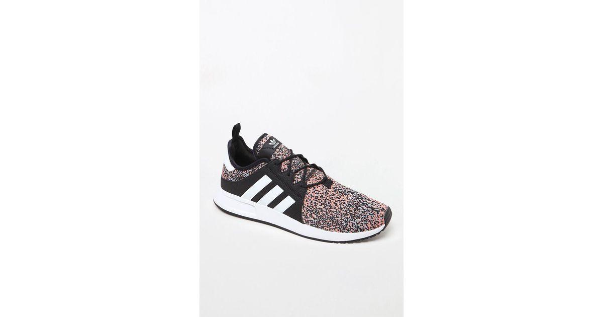 adidas Leather X_plr Knit White \u0026 Black