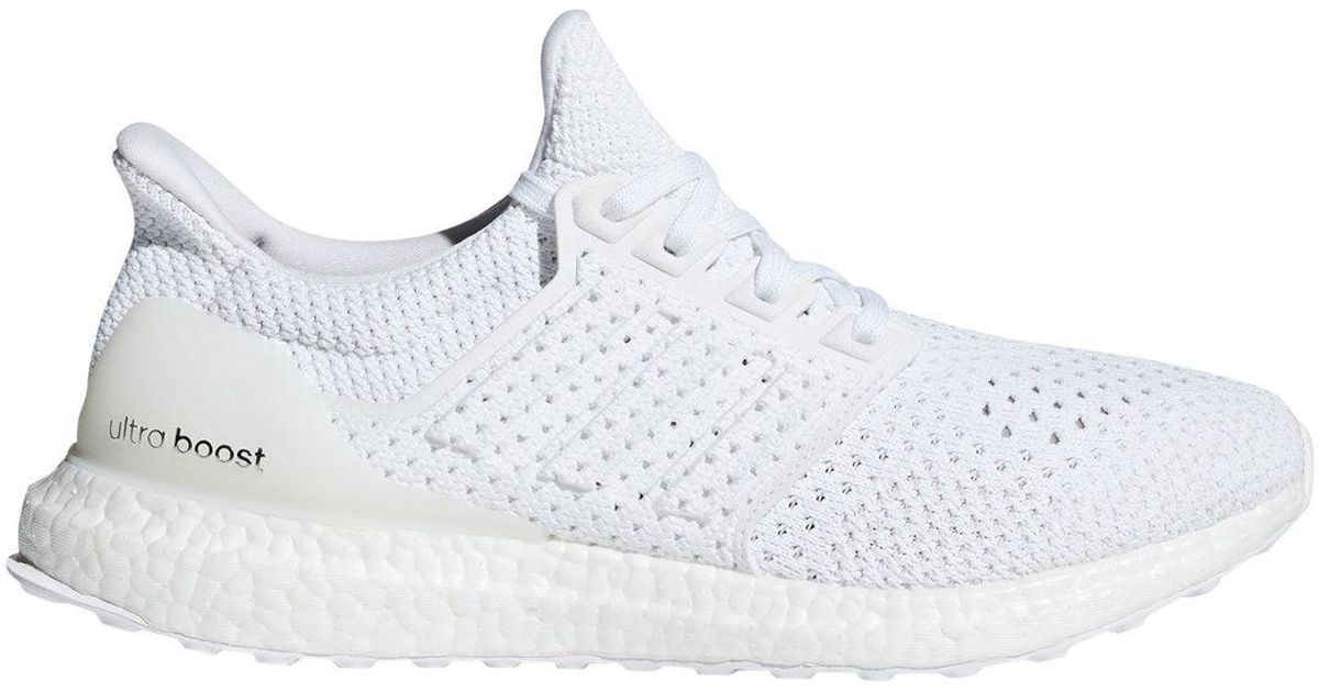 buy popular ad33b b6808 Adidas - White Ultraboost Clima Running Shoes - Lyst