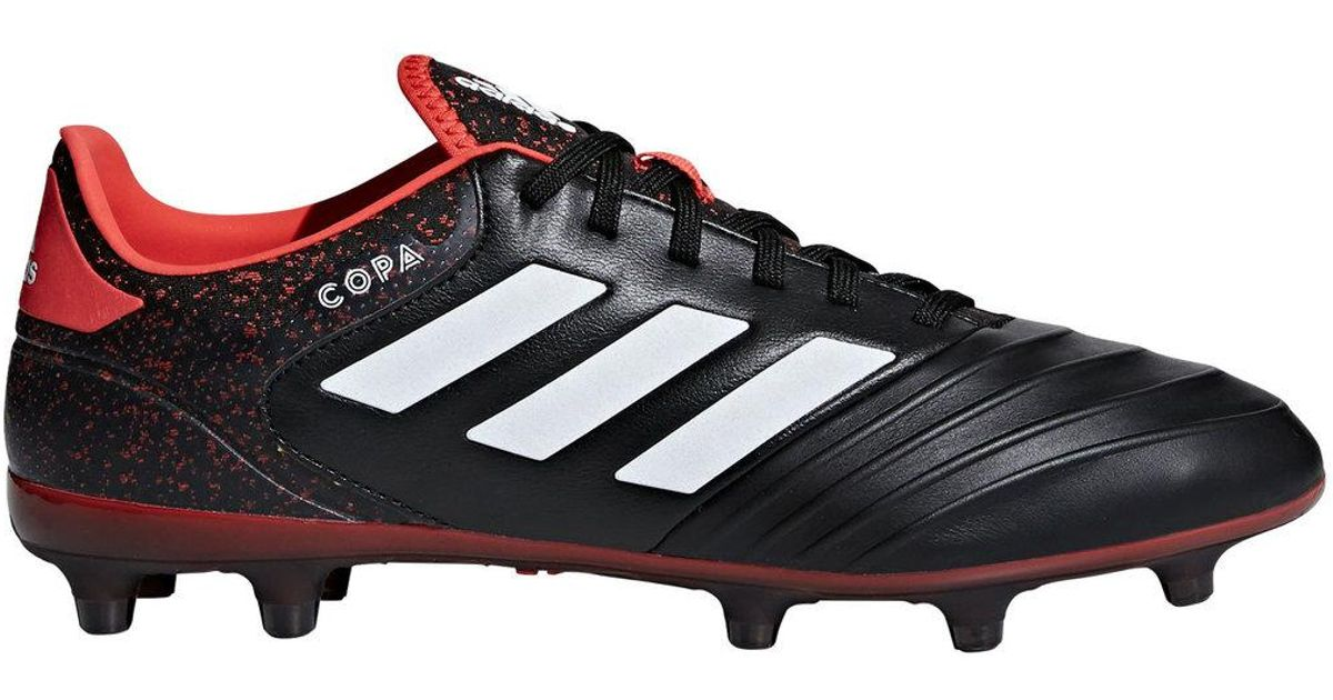 97ec6709e Lyst - adidas Copa 18.2 Firm Ground Soccer Cleats – Mens in Black for Men