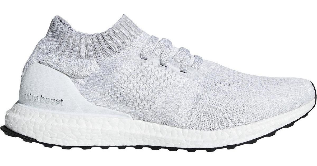 super popular faa52 b82e4 ... Lyst - Adidas Ultraboost Uncaged Running Shoes – Mens in White for Men  ...