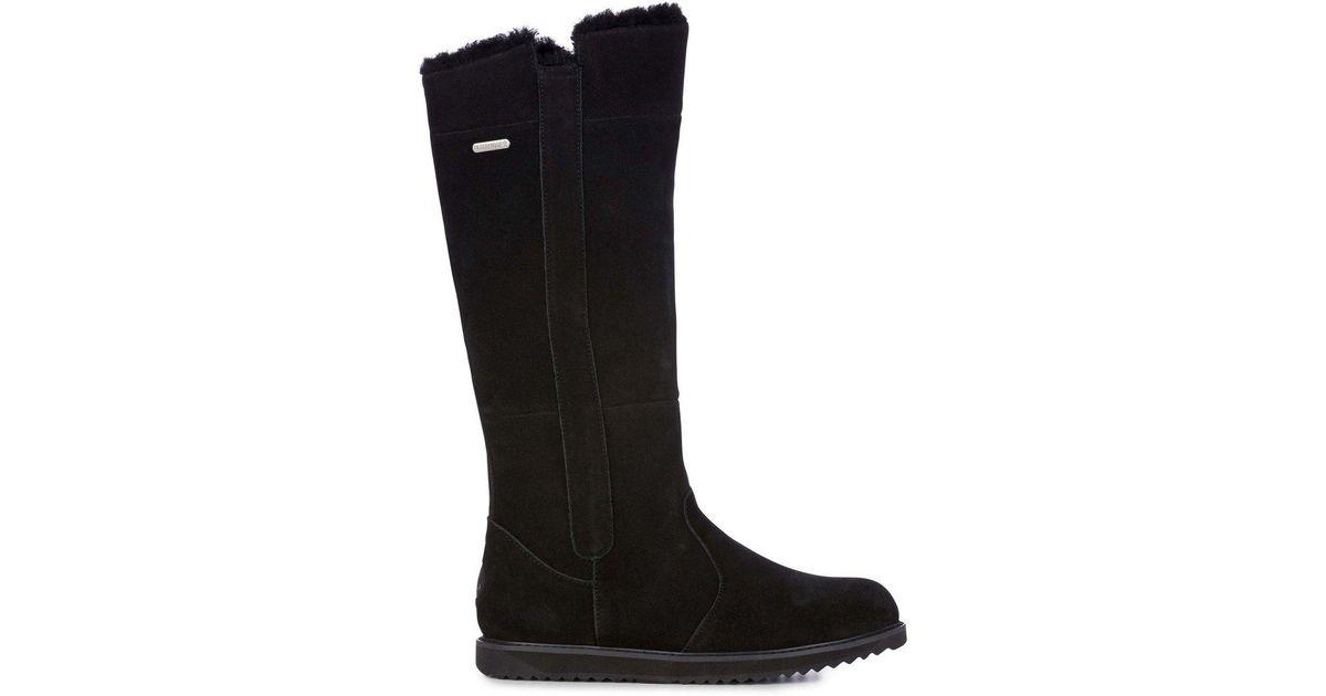 aba8312b527 EMU Black Moonta Winter Boot