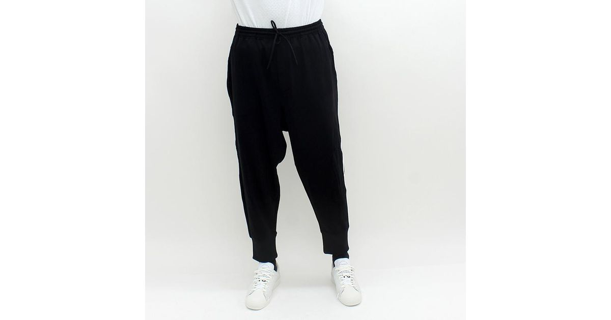 64eb66e76 Y-3 Adidas M 3stripe Track Pant Black in Black for Men - Lyst