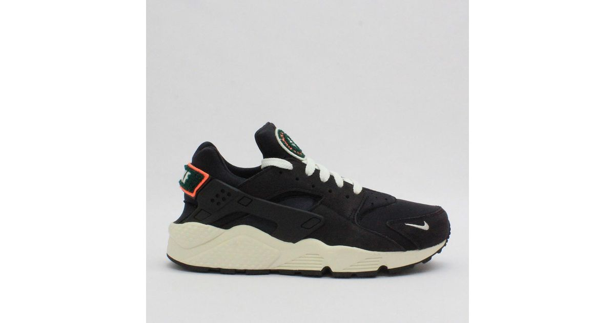 premium selection d8e22 c2b21 ... free shipping lyst nike trainers nike air huarache run prm oil grey  704830 015 in gray