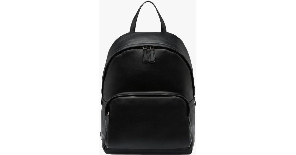 48504e419a86 Lyst - Prada Backpack in Black for Men