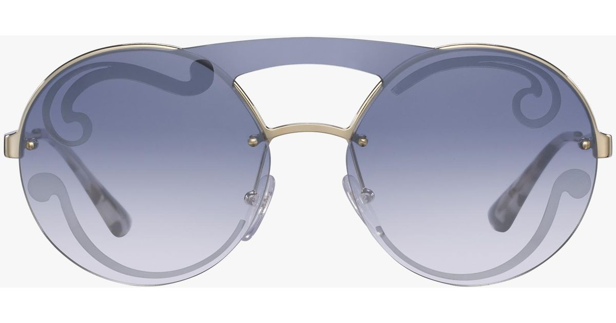 b2ed62f1fb4 Lyst - Prada Cinema in Blue