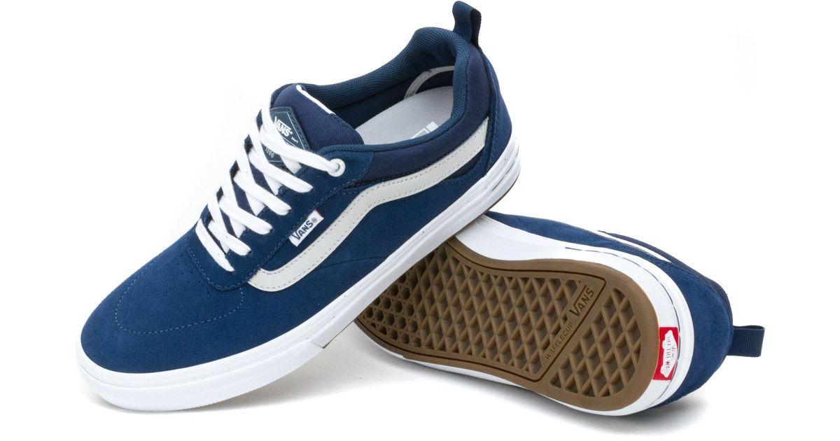 Vans Kyle Walker Pro Shoes in Blue for