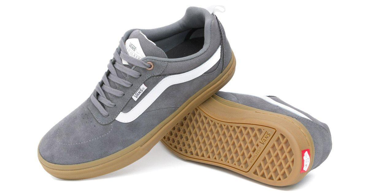 grey kyle walker vans