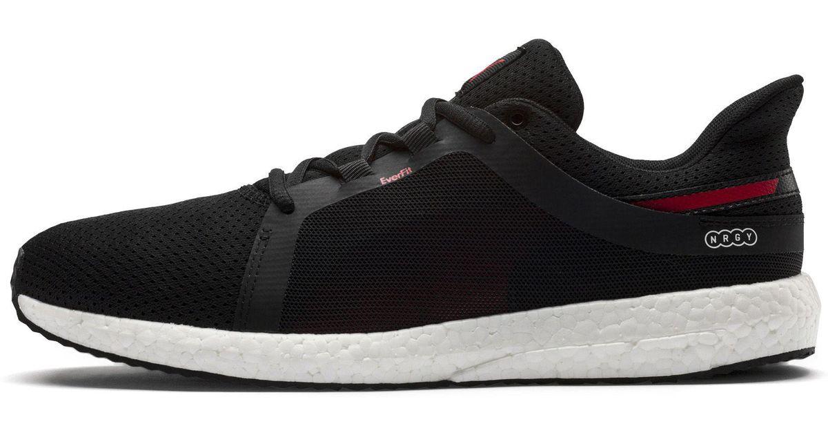 f8636faf3cf Lyst - PUMA Mega Nrgy Turbo 2 Men s Running Shoes in Black for Men