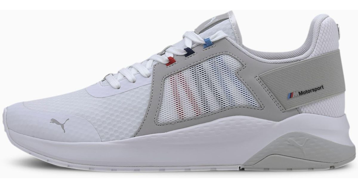 PUMA White Bmw M Motorsport Anzarun Men's Sneakers for men