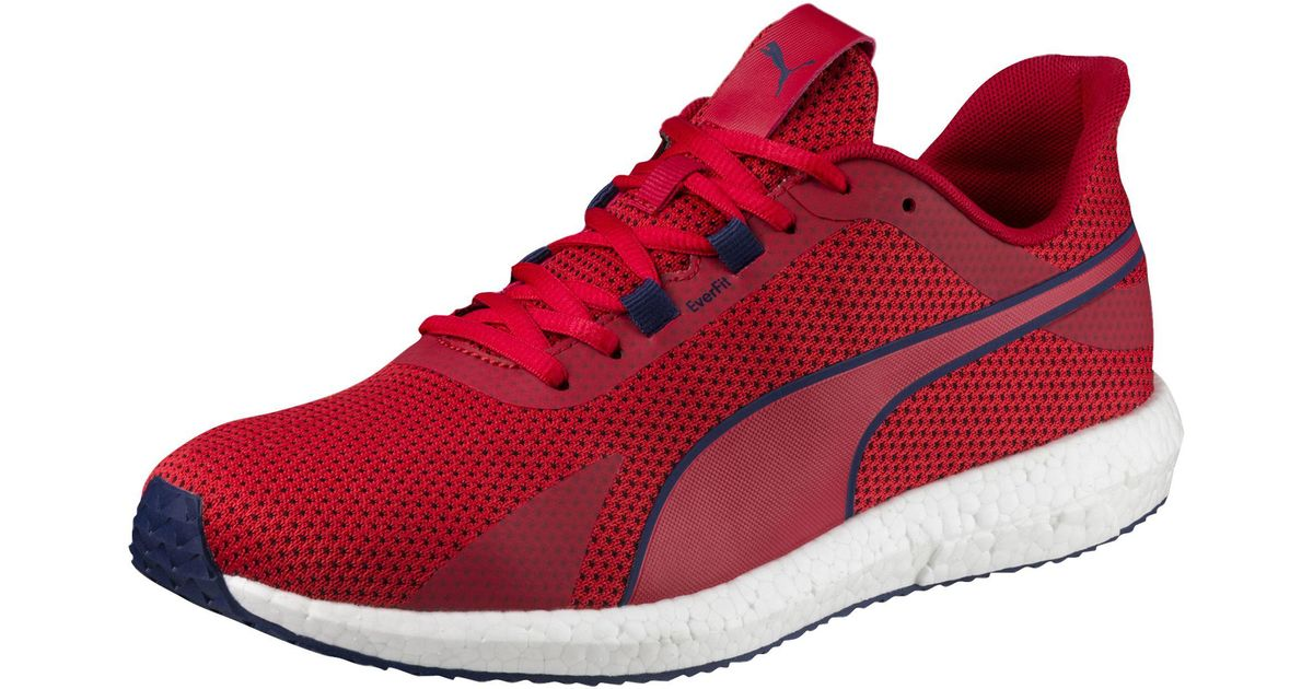 570c650c5cd7ae Lyst - PUMA Mega Nrgy Turbo Men s Running Shoes in Red for Men