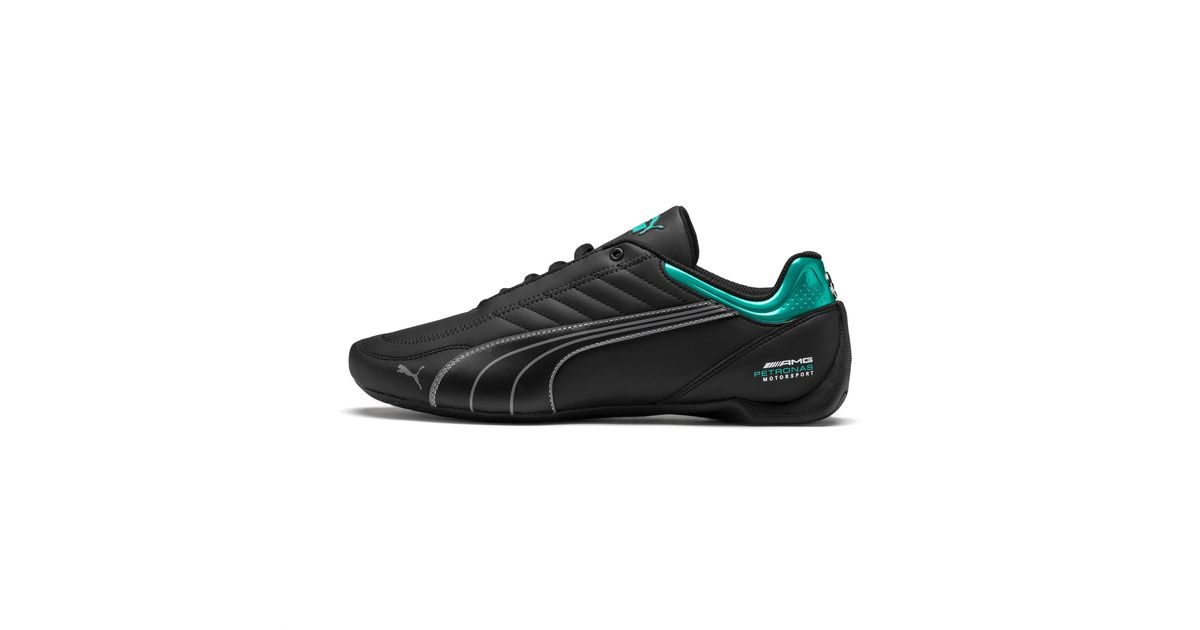 PUMA Lace Mercedes Amg Petronas Future Kart Cat Shoes in Black for ...
