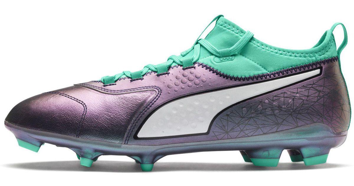 905c82f7 PUMA Green One 4 Il Syn Fg Soccer Shoe for men
