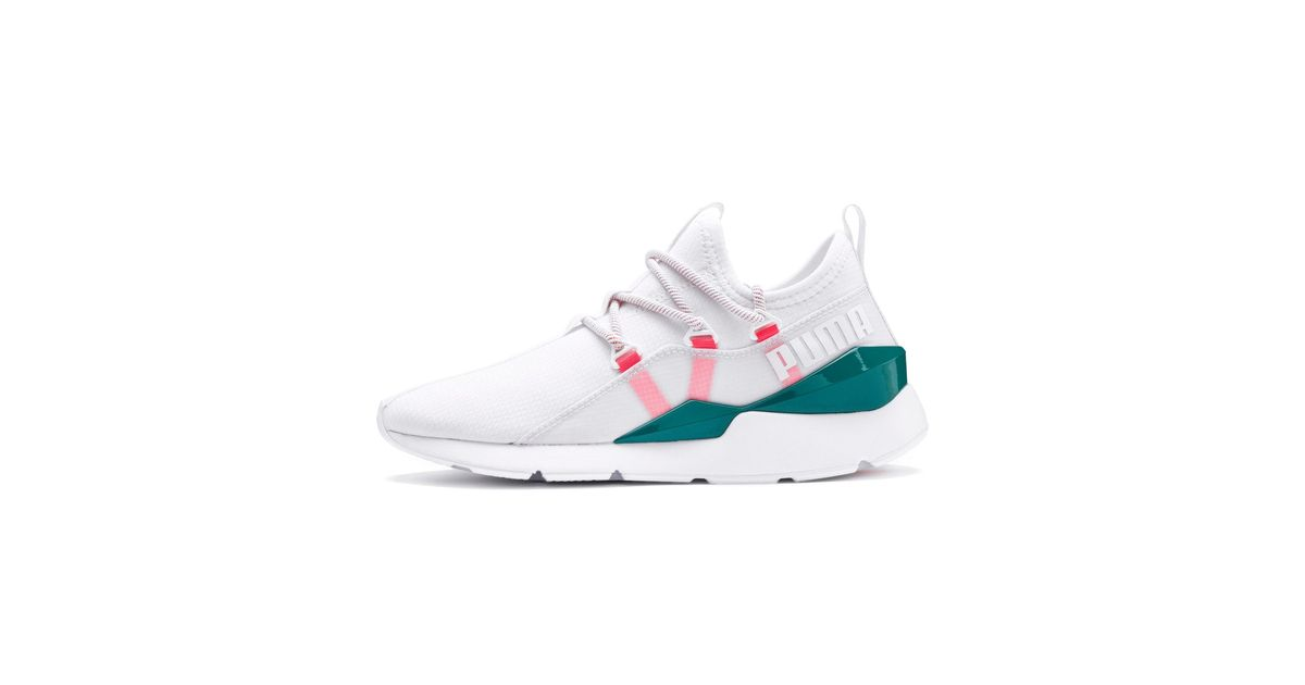 PUMA Muse 2 Hypertech Wn's Trainers in White - Lyst