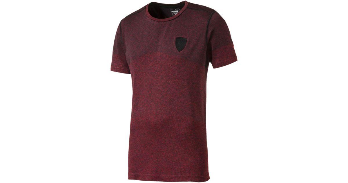 puma by itm shirt one men mens jersey formula tee ferrari official team s new gallery t