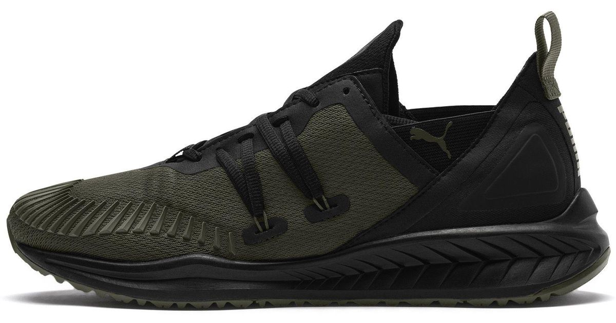 Lyst - PUMA Ignite Ronin Unrest Men s Sneakers in Black for Men be8c8e7d3