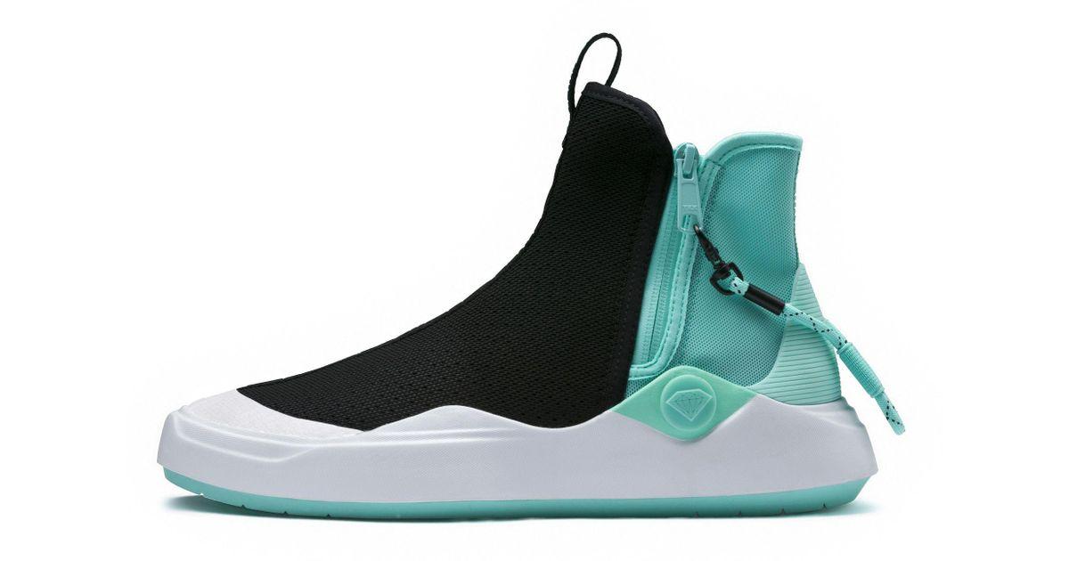 diamond x puma shoes