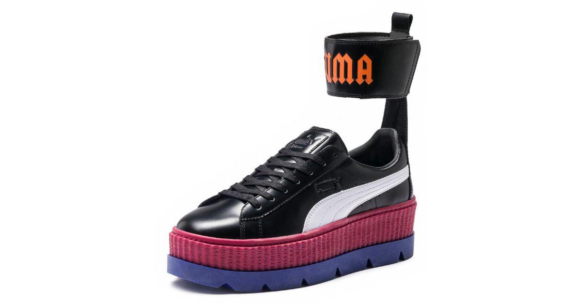 separation shoes 96f02 6fdb0 PUMA Multicolor Fenty Women's Ankle Strap Sneaker