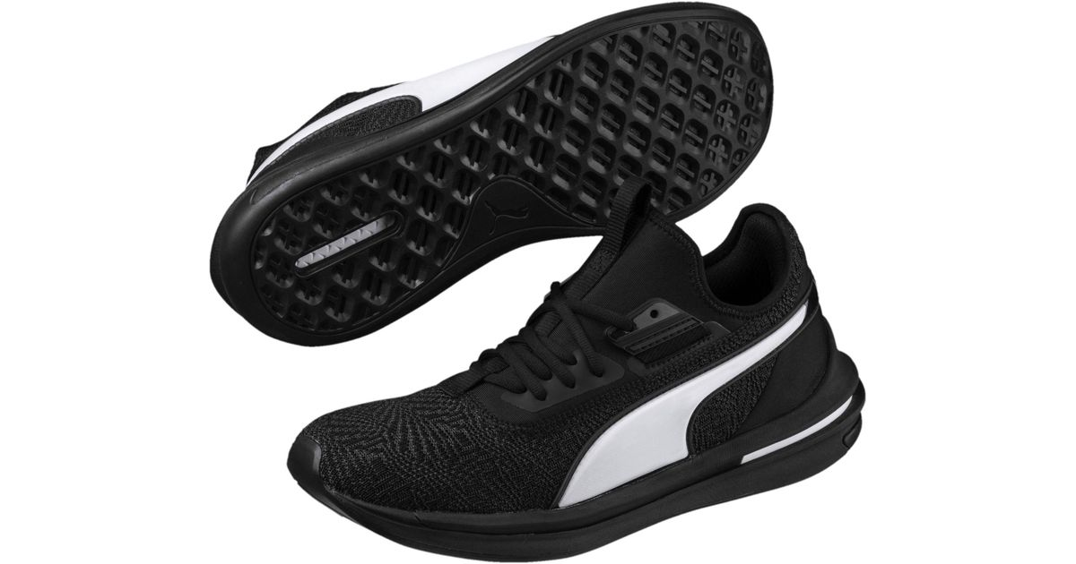 IGNITE LIMITLESS SR-71 - Sneaker low - puma black