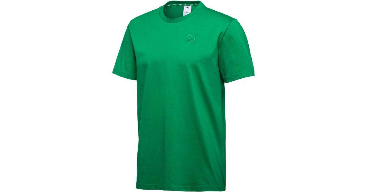 408d83c8aa PUMA Green X Big Sean Logo T-shirt for men