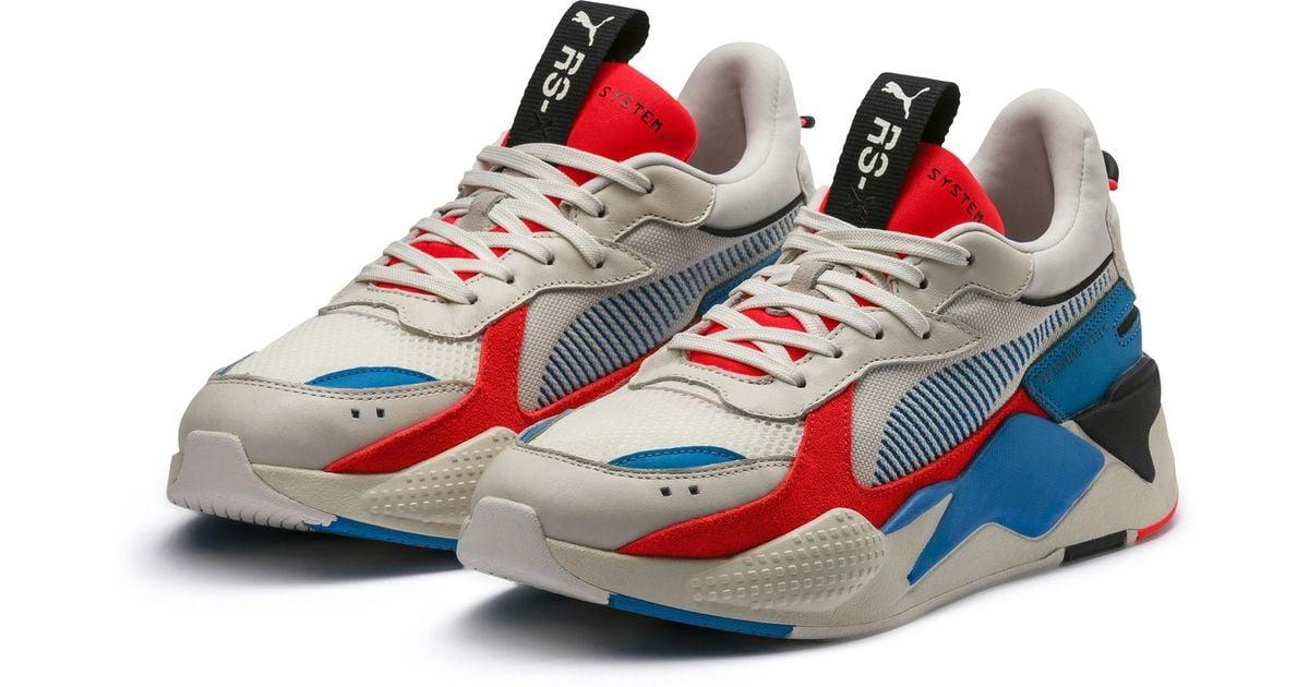 PUMA Multicolor Rs-x Reinvention Men's Sneakers for men