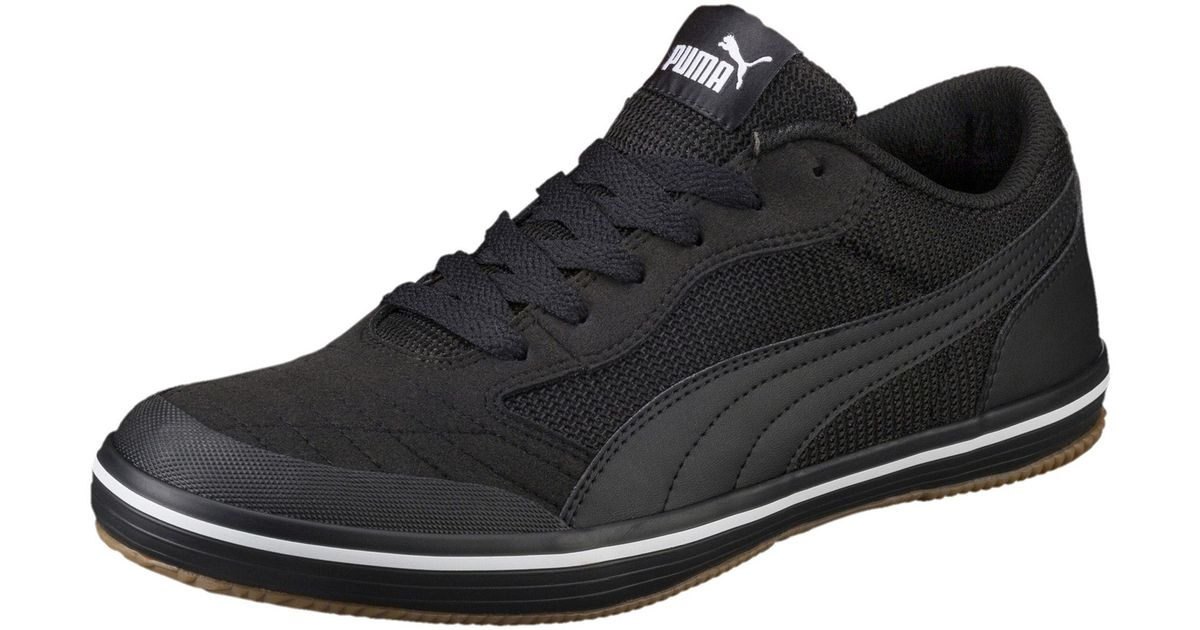 9bf018a3a50 Lyst - PUMA Astro Sala Sneaker in Black for Men