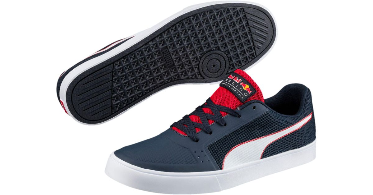 be4a9dd941d Lyst - PUMA Red Bull Racing Wings Vulc Shoes for Men