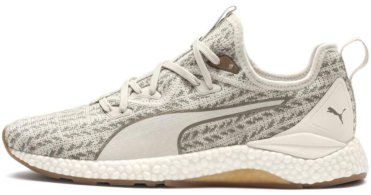 7558f7778bba Lyst - PUMA Hybrid Runner Desert Competition Running Shoes in White for Men