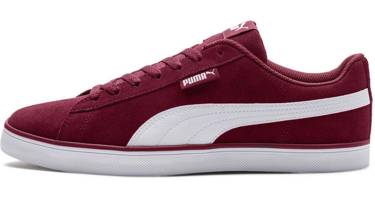 PUMA Urban Plus Suede Sneakers for Men