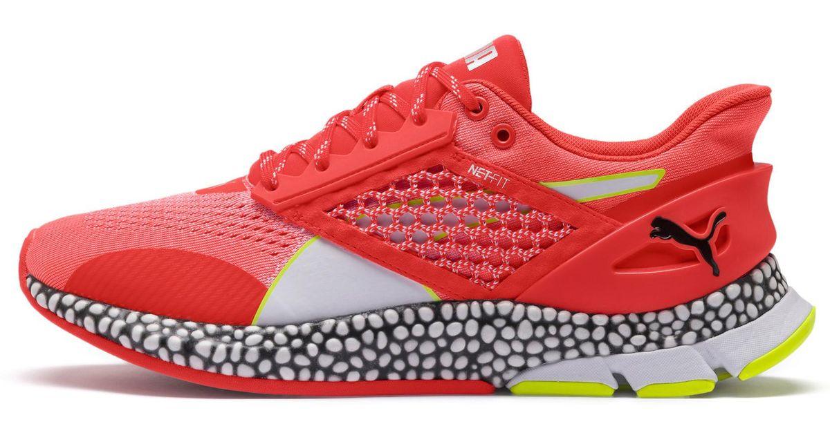 9c267dedbc PUMA Red Hybrid Astro Men's Running Shoes for men