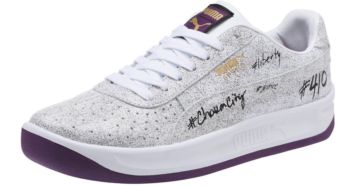 premium selection c7377 c75f9 PUMA White Gv Special Baltimore Sneakers