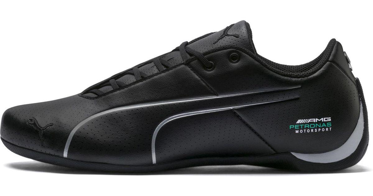 mercedes amg petronas future cat ultra sneakers