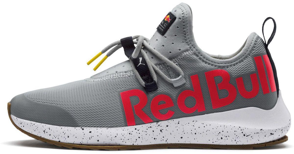 b633398ea3ae Lyst - PUMA Red Bull Racing Evo Cat Ii Sneakers in Red