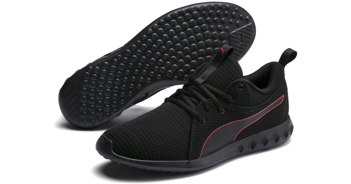 78c3ecf43c1 Lyst - PUMA Carson 2 New Core Men s Running Shoes in Black for Men - Save  26%