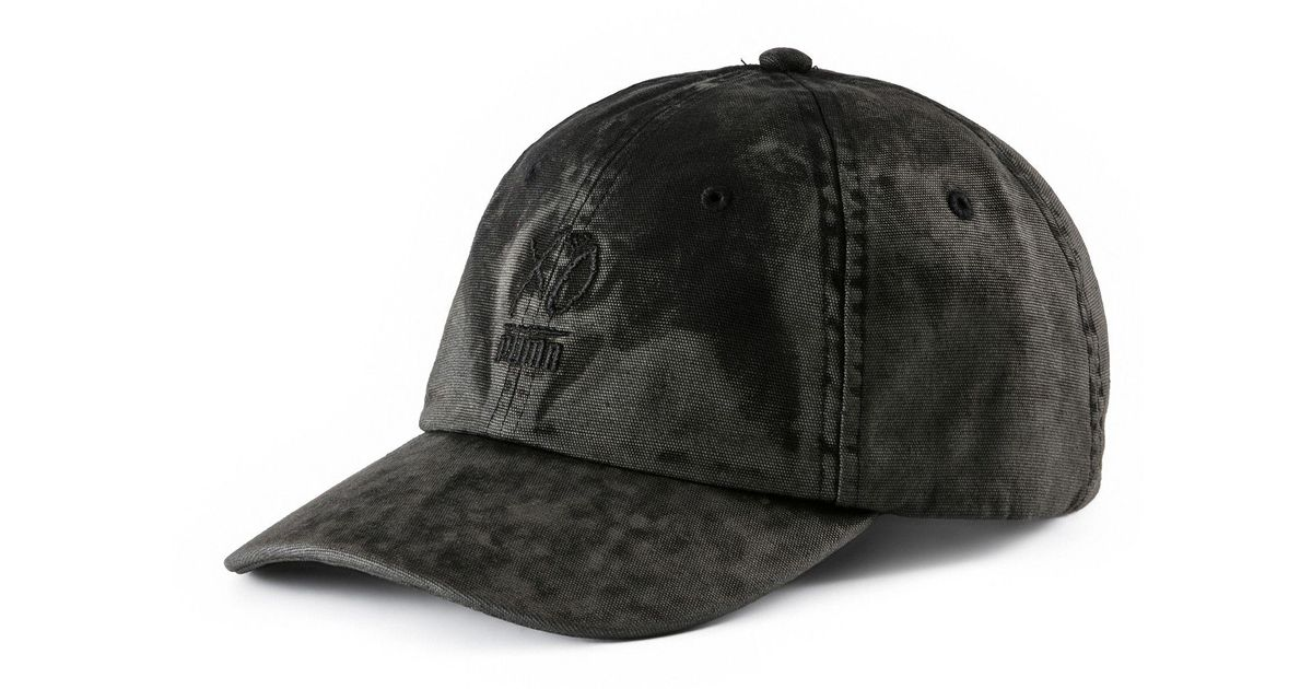Lyst - PUMA X Xo Adjustable Hat in Black for Men 0cb1cf559fb