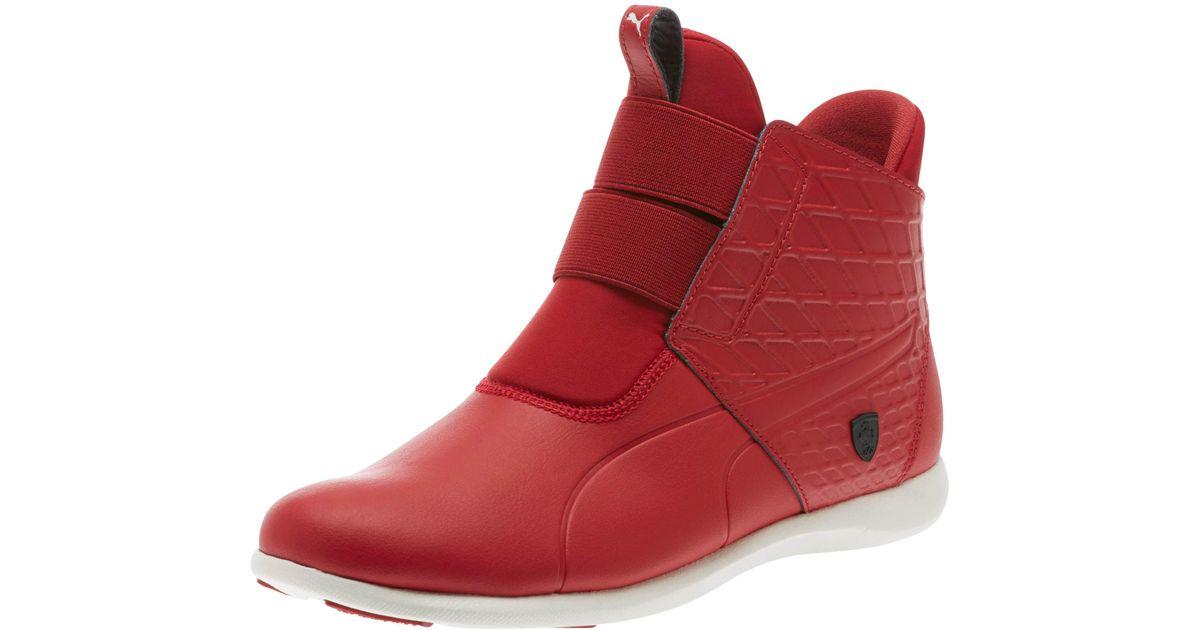 PUMA Synthetic Ferrari Women's Ankle
