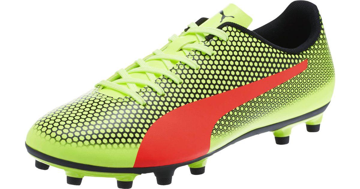 Lyst - PUMA Spirit Fg Firm Ground Men s Soccer Cleats for Men ceaf3f081