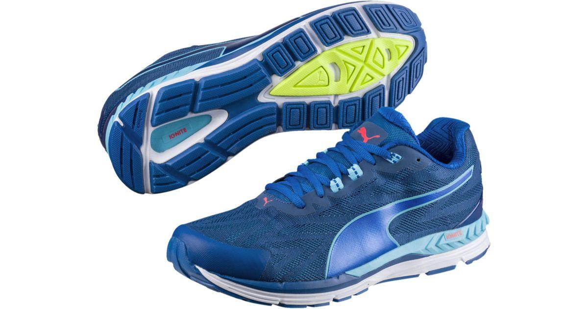 Lyst - PUMA Speed 600 Ignite 2 Men s Running Shoes in Blue for Men da5085d9f