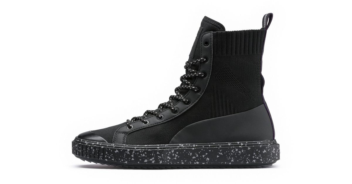 PUMA Leather X Naturel Breaker Boot
