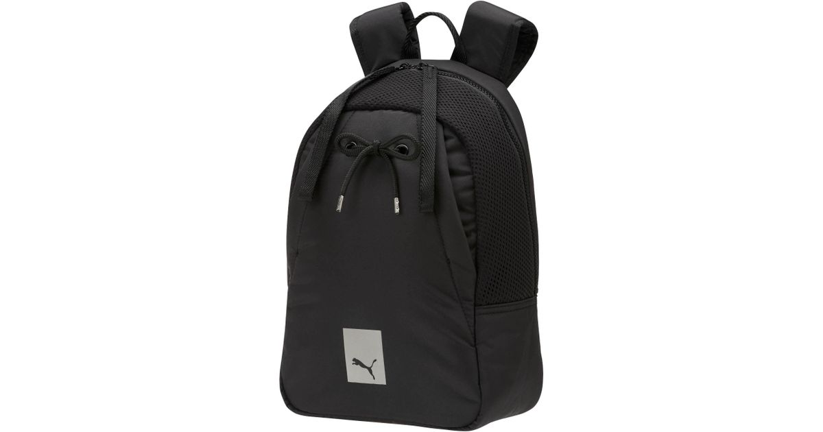 73a7780a9c Lyst - PUMA Prime Small Backpack in Black for Men