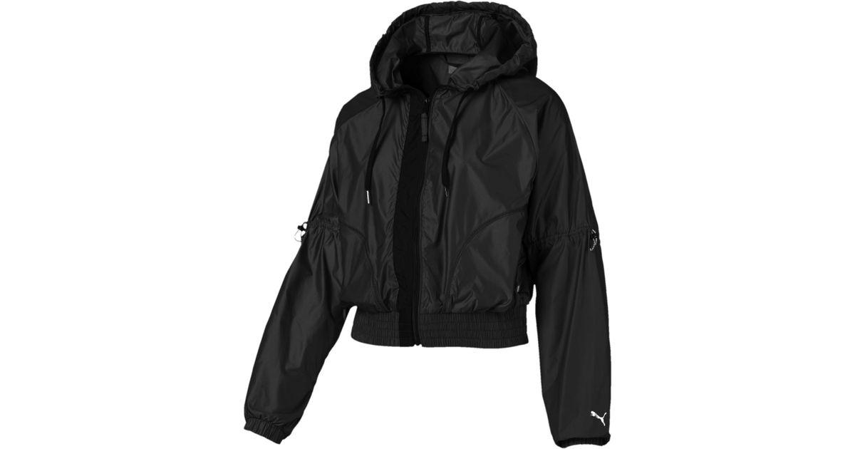 2f549a330d PUMA Black Cosmic Trailblazer Women's Jacket