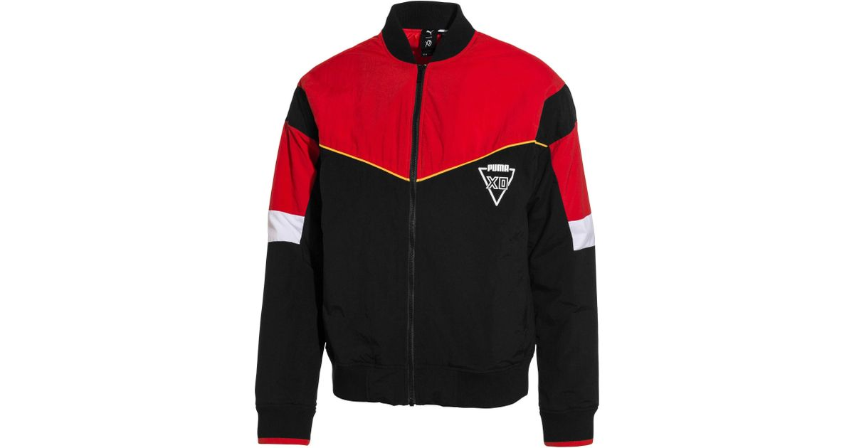 PUMA Black X Xo Homage To Archive Bomber Jacket for men