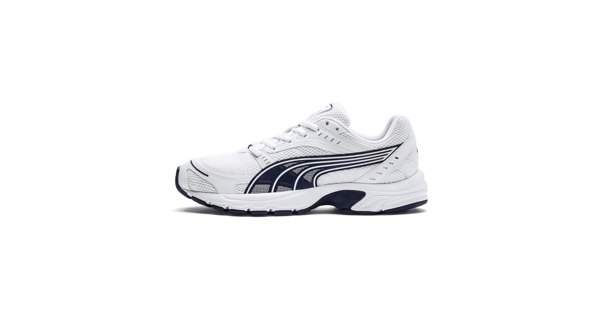 PUMA Leather Axis Men's Sneakers in