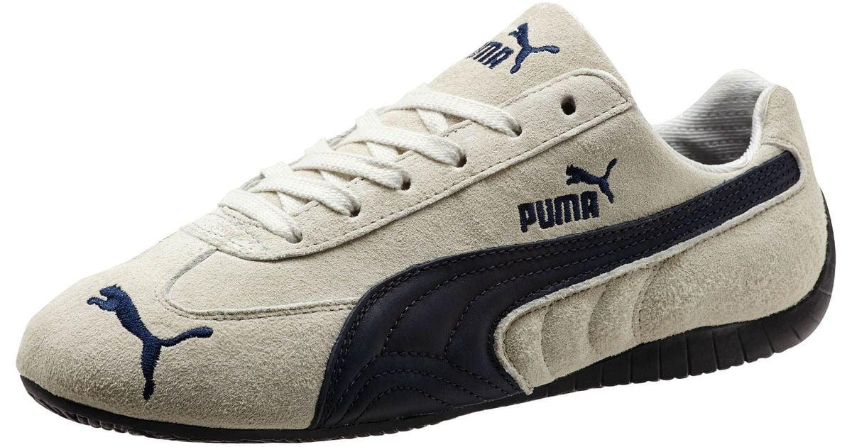 Lyst - PUMA Speed Cat Sd Shoes in Metallic a89ec82cc