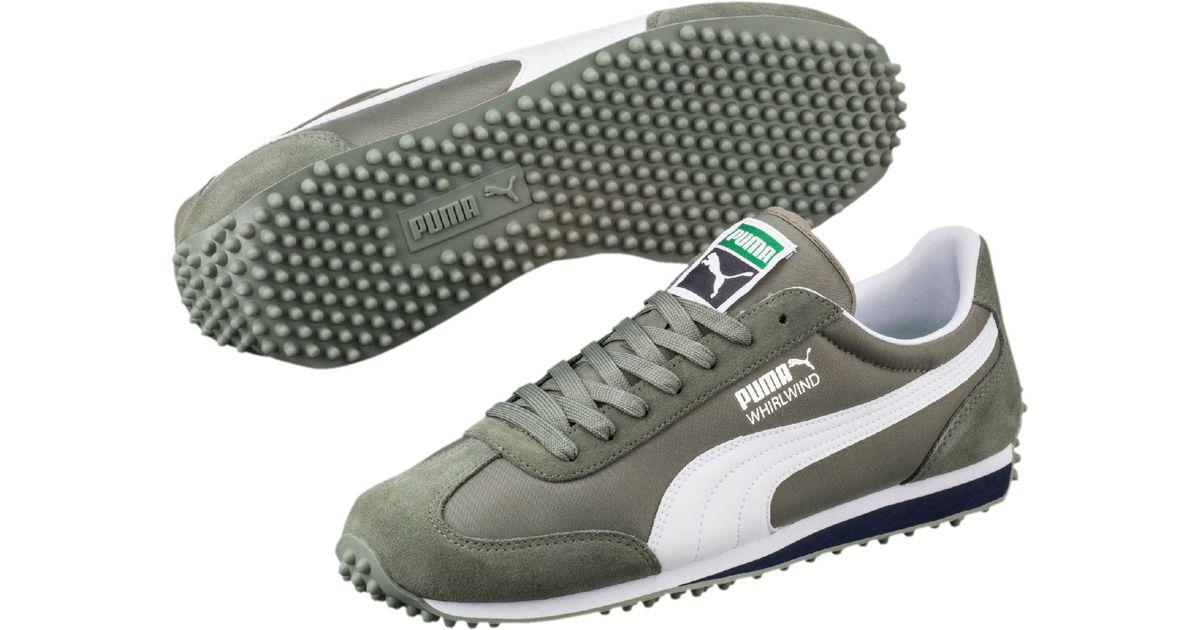 94b45c6ece88 Lyst - Puma Whirlwind Classic Men s Sneakers in Green for Men